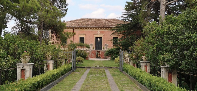Villa Di Bella - Sede di FCS